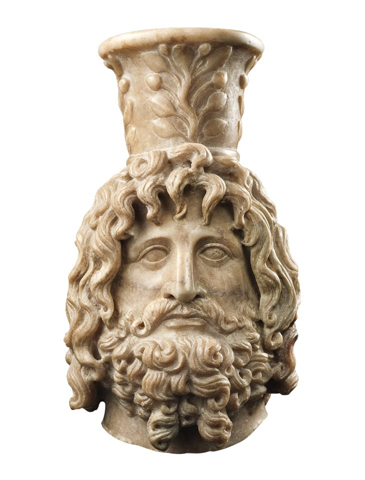 Bust of Separis (c. 2nd century), Roman. Merrin Gallery, $850,000