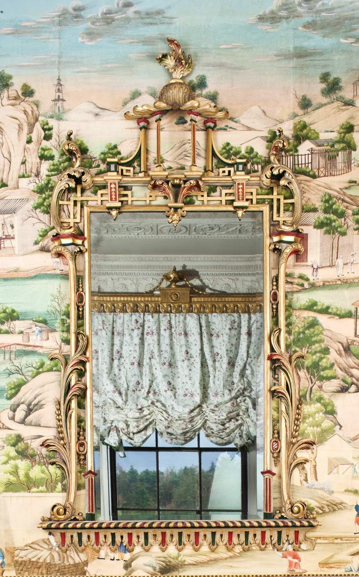 Mirror, Thomas Chippendale