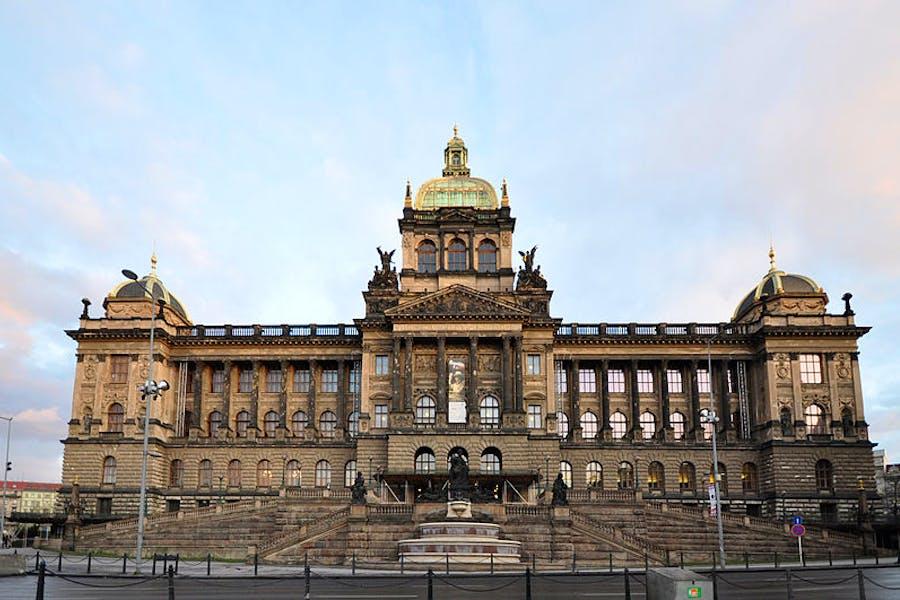 Prague's Národní muzeum