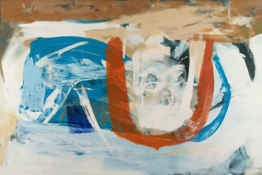 Loe Bar (1962), Peter Lanyon.