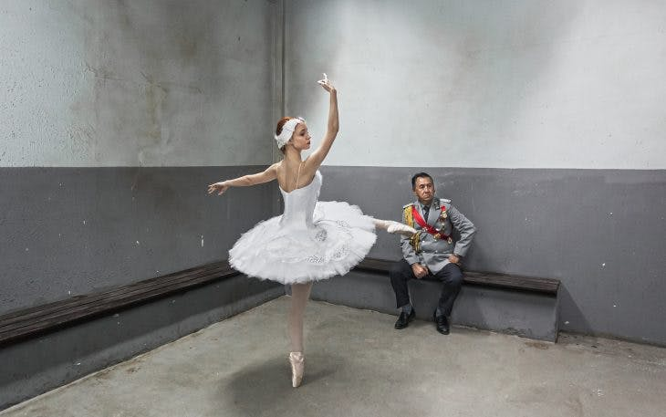 Ballerinas and Police, Halil Altindere