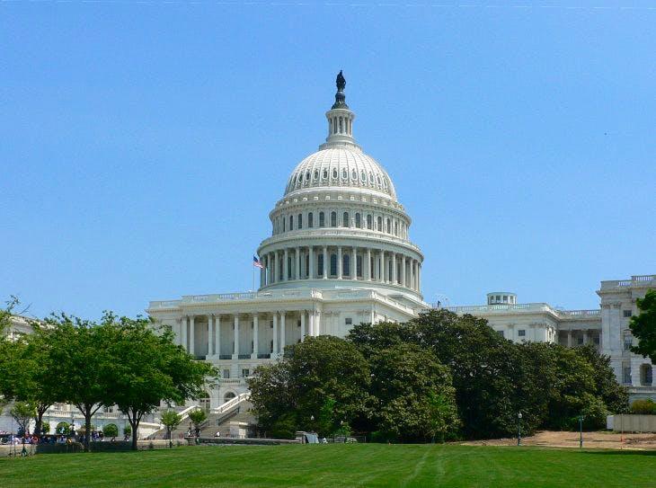 The United States Capitol, Washington, D.C., photo: Wikicommons