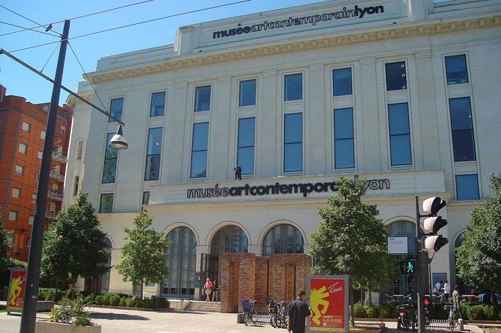 Musée d'art contemporain de Lyon