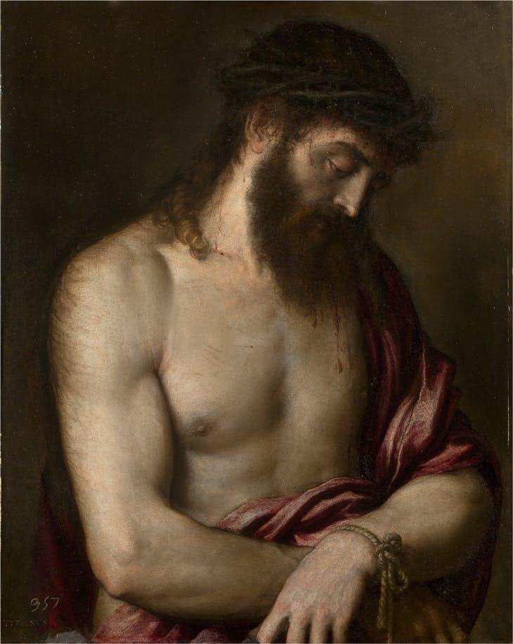 Ecce Homo, Titian