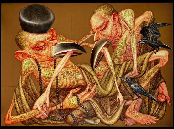 Rival, Anupong Chantorn
