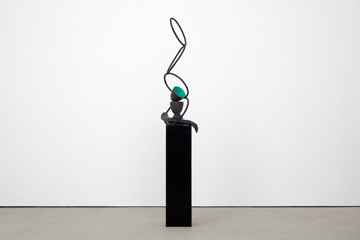 Tooth and Claw (2018), Eva Rothschild.