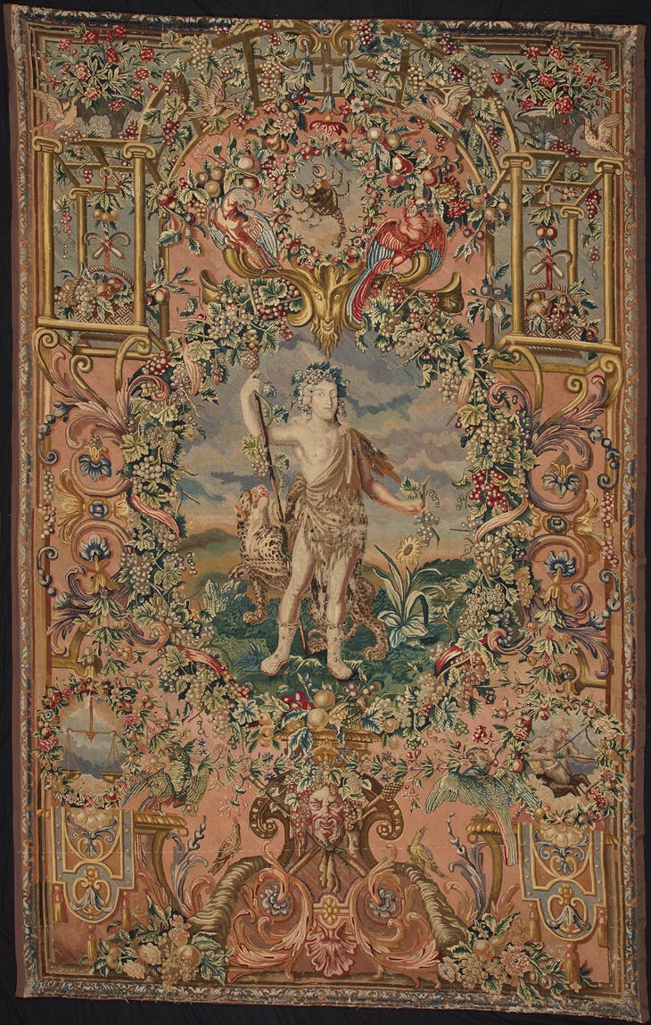 Bacchus Triumphant (or Autumn), Paris, late 17th century