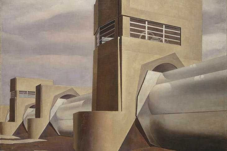 'Water', Charles Sheeler