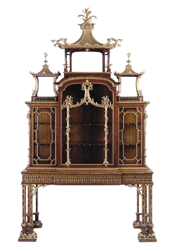 Cabinet-on-stand, Thomas