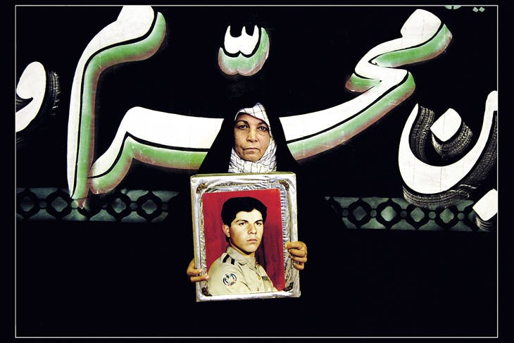 Mother of Martyrs, Newsha Tavakolian