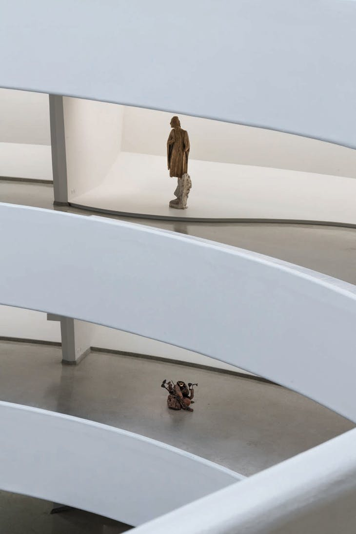 'Danh Vo: Take My Breath Away' at the Guggenheim Museum, New York, 2018
