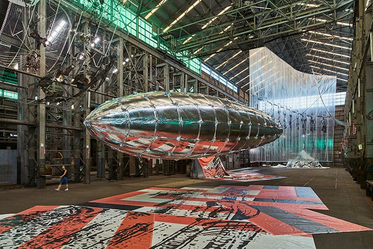 Willing to be Vulnerable, Lee Bul