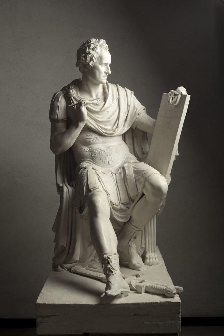 Modello for George Washington, Antonio Canova