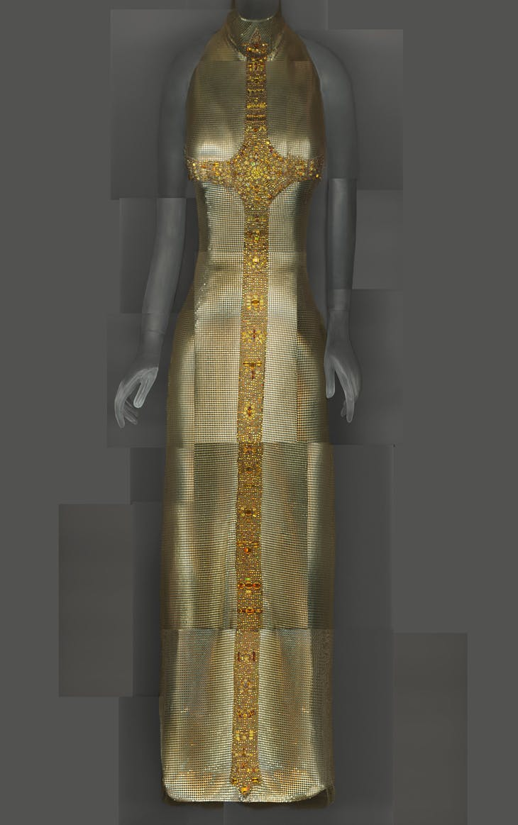 Evening Dress, Gianni Versace
