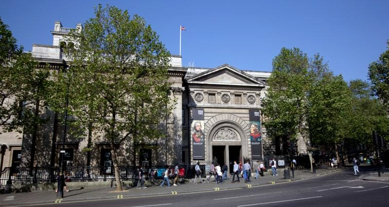 The National Portrait Gallery, London