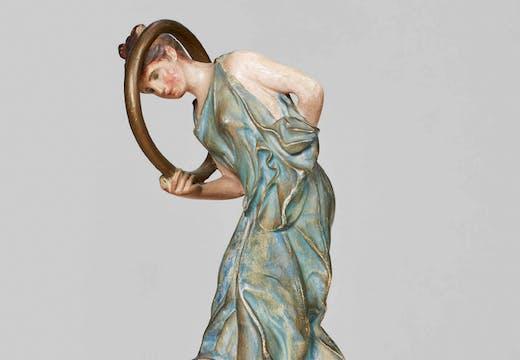 La Joueuse de Cerceau (The Hoop Dancer) (1891), Jean-Léon Gérôme.