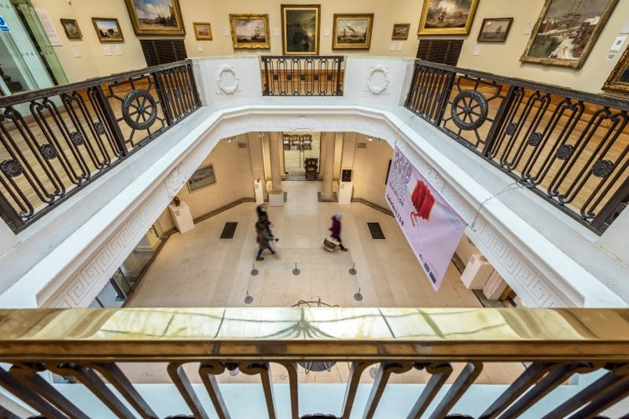 Hull's Ferens Art Gallery is among the five museums shortlisted for 2018's Museum of the Year award.