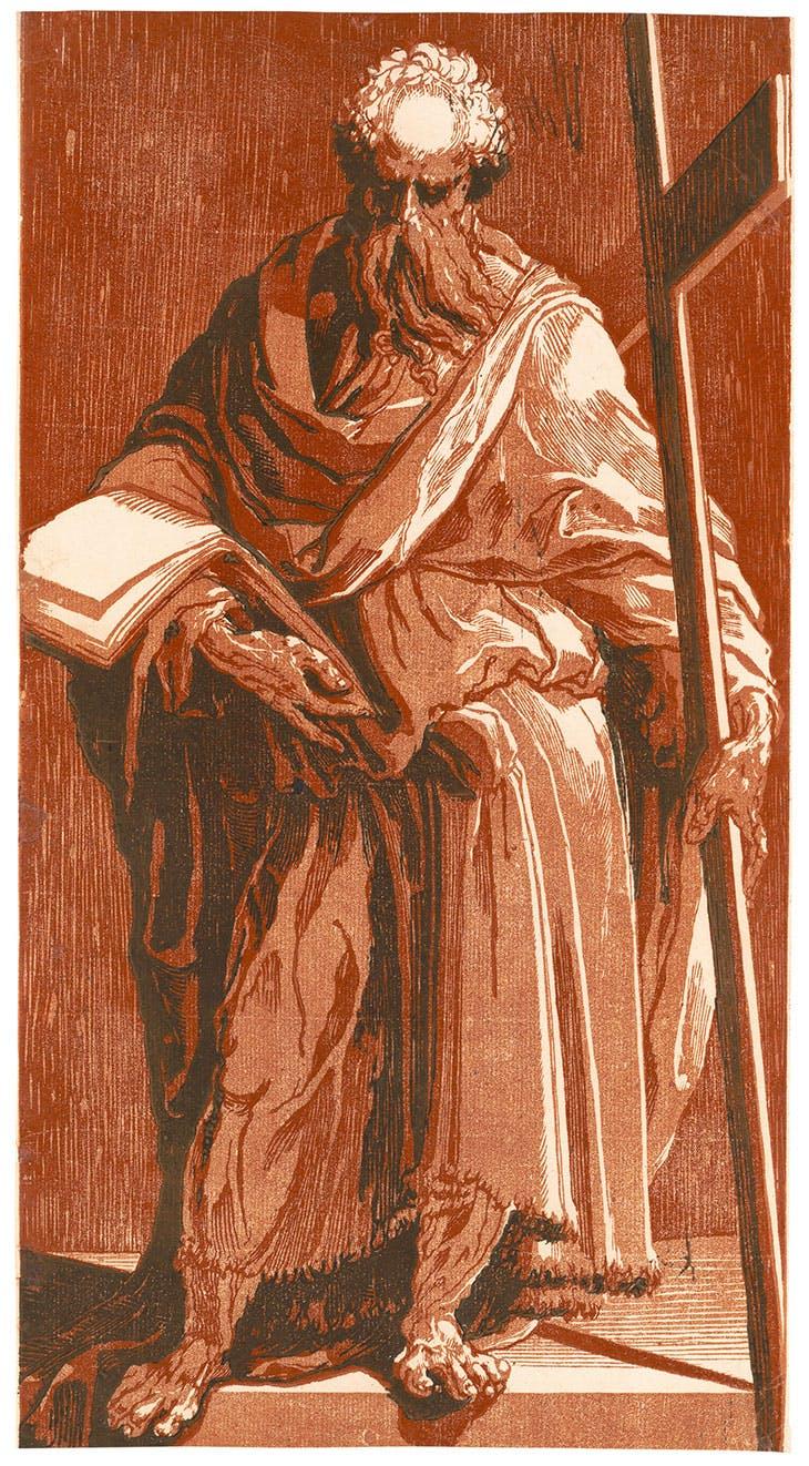 Saint Philip, Domenico Beccafumi