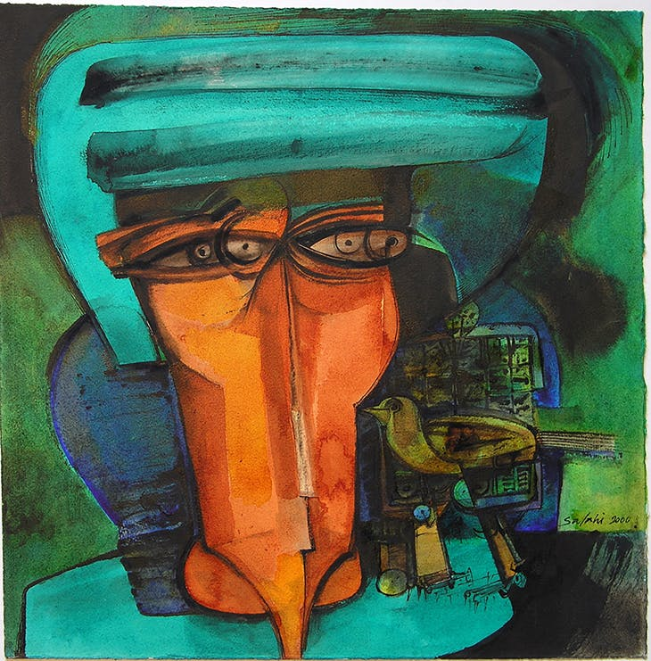 Head of the Undersecretary (2000), Ibrahim El-Salahi.