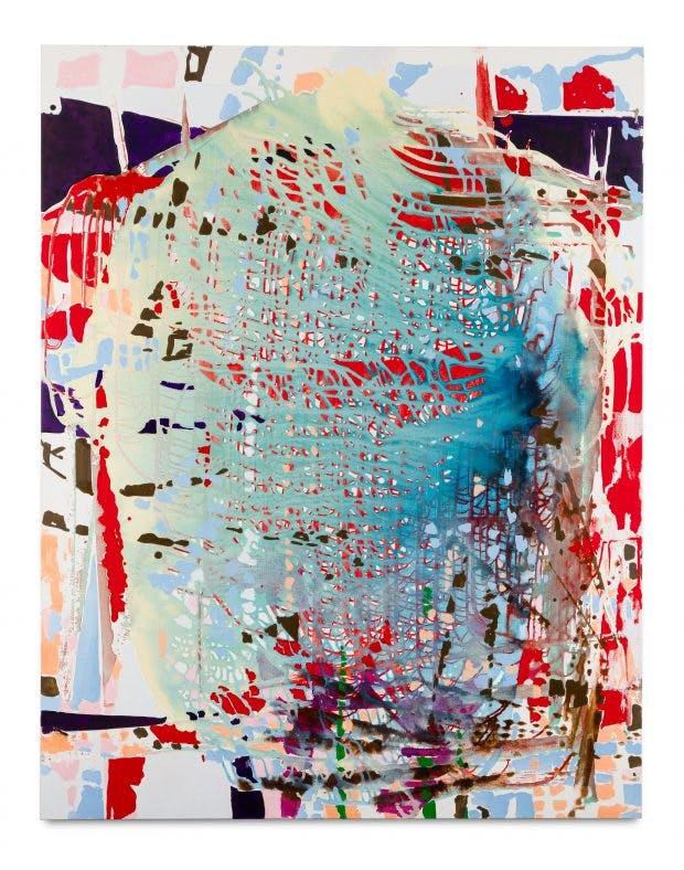 Portrait (captive), (2015), Jackie Saccoccio. Courtesy Van Doren Waxter, New York; © Jackie Saccoccio