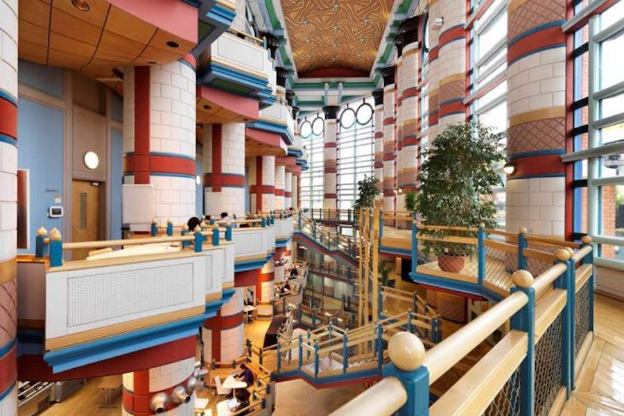 Postmodern architecture wasn't meant to last - but now it ...