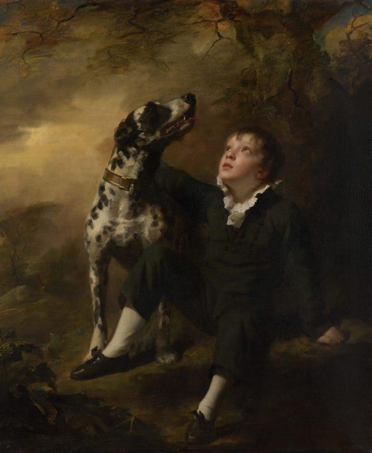 John Stuart Hepburn Forbes, later 8th Baronet of Monymusk and of Fettercairn and Pitsligo (1804–66), Henry Raeburn