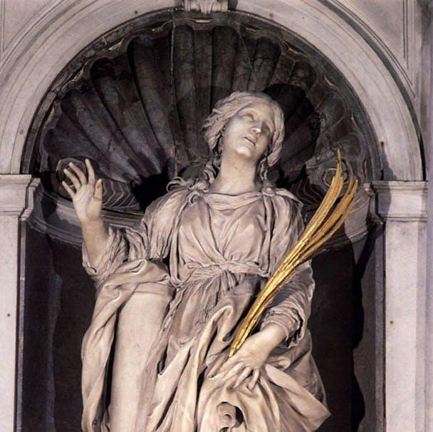 (1624-26), Gian Lorenzo Bernini.