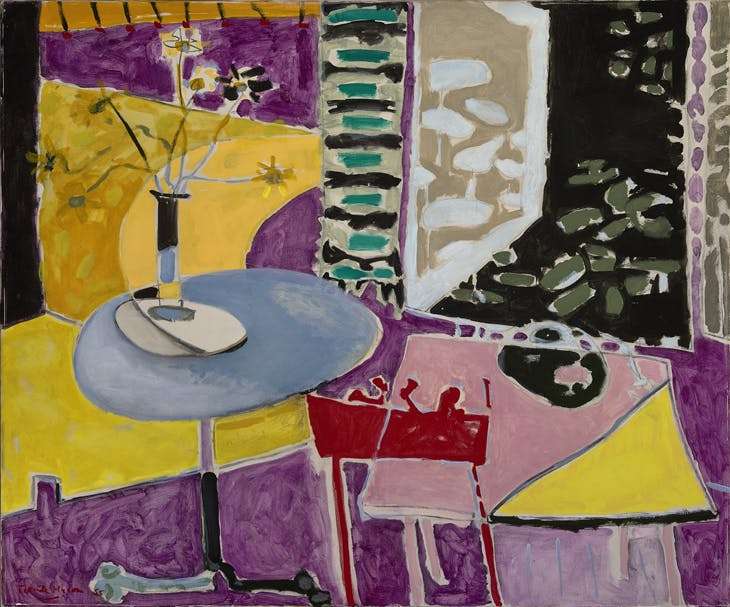 Interior with Garden Window: 1955, Patrick Heron