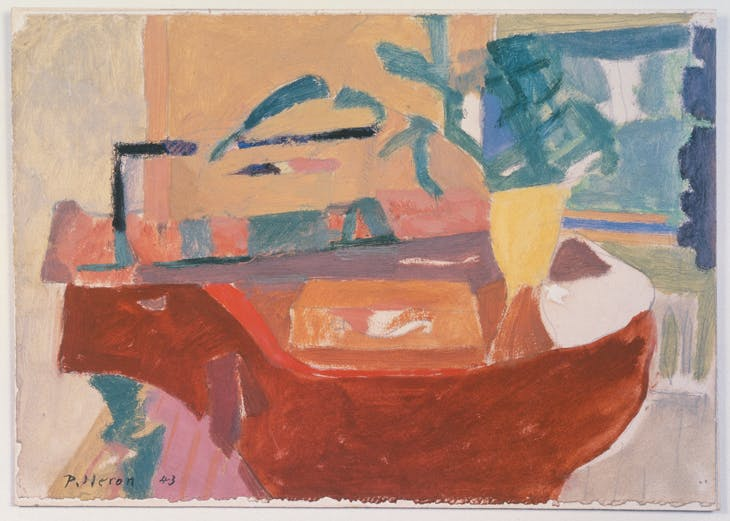 The Piano : 1943, Patrick Heron
