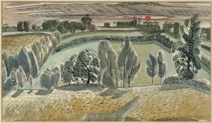 Untitled, Edward Bawden