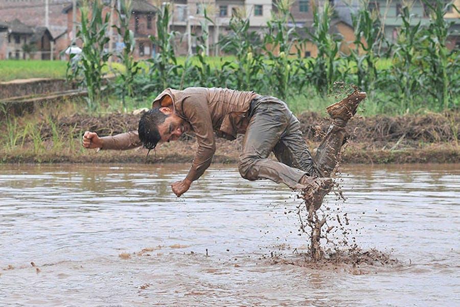 Freedom Farming (2014), Li Binyuan.