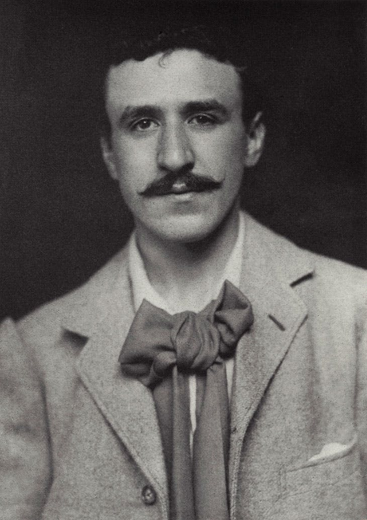 Charles Rennie Mackintosh (1893), James Craig Annan.