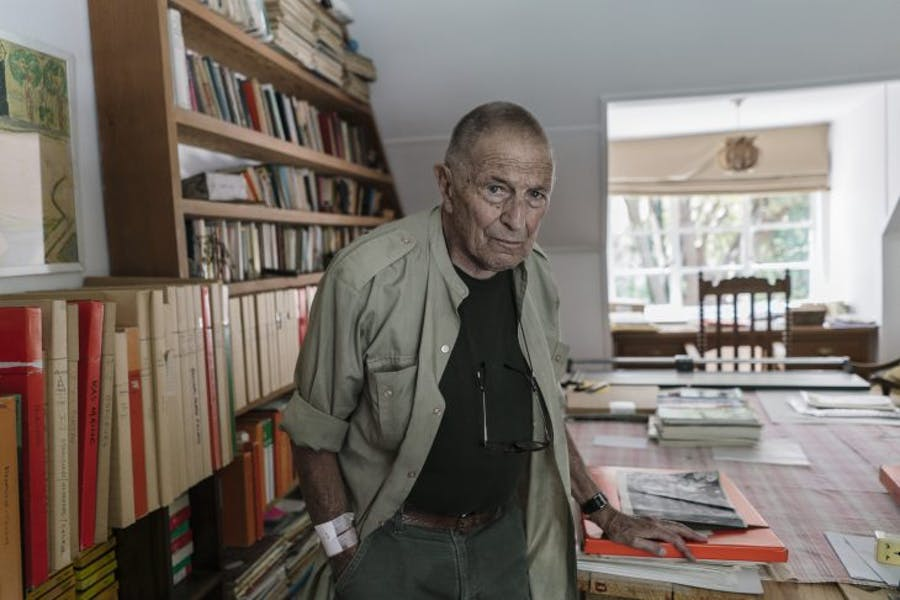 David Goldblatt (1930–2018), photo: courtesy Mikhael Subotzky