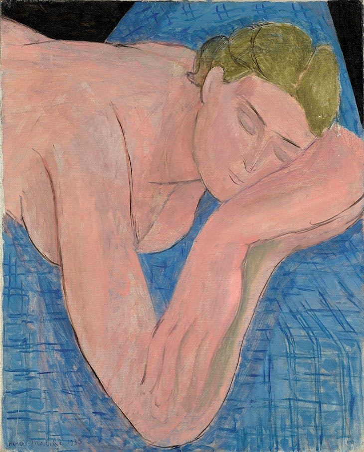 The Dream, Henri Matisse