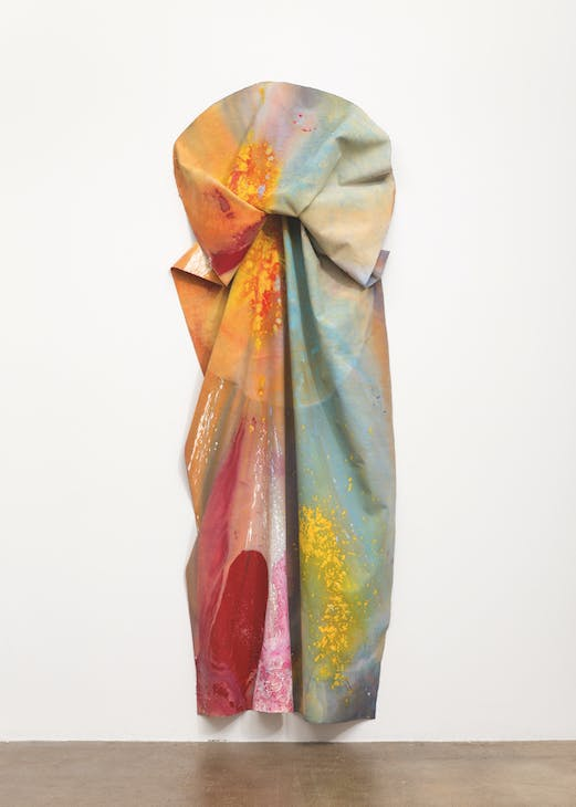 Crystal (1973), Sam Gilliam.