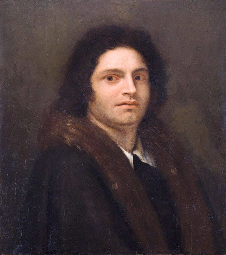Self-portrait of Giorgione, Antonio Canova