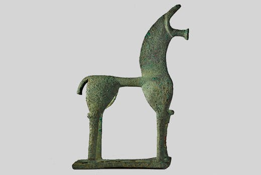 Sotheby's files landmark lawsuit against Greek ministry of culture over antique figure of a horse