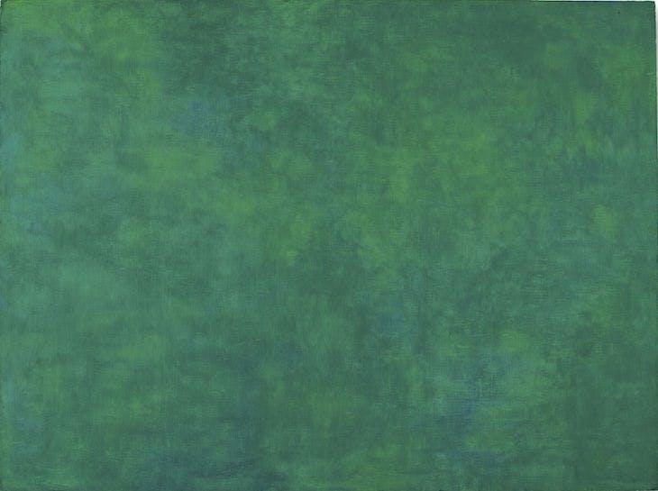 Green Painting, Ellsworth Kelly
