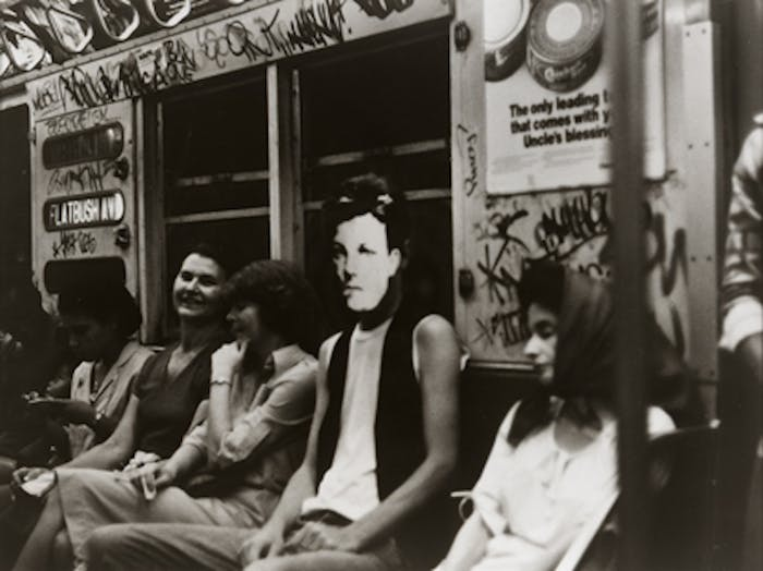 Arthur Rimbaud in New York (1978-79), David Wojnarowicz. Image courtesy of the Estate of David Wojnarowicz and P.P.O.W., New York