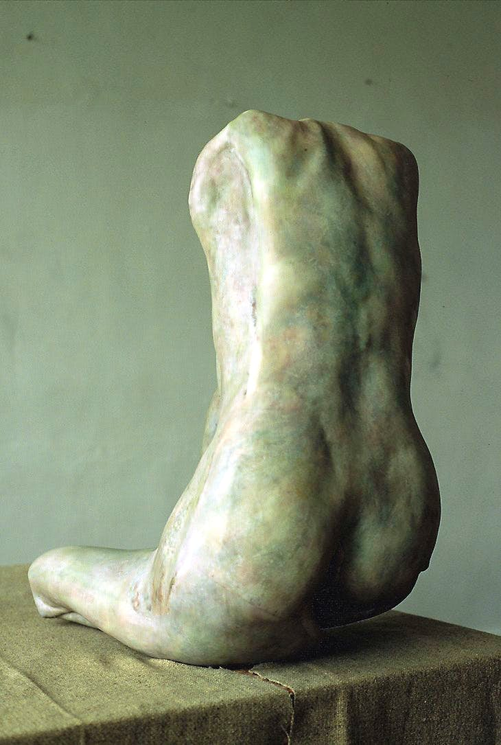 Headless Woman, Berlin de Bruyckere
