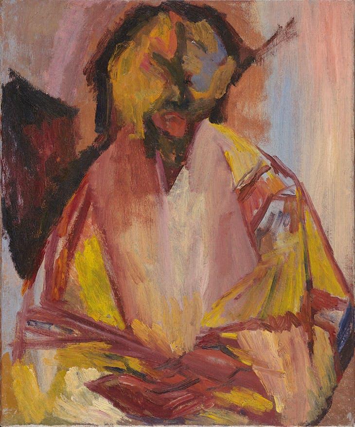 Last Self-Portrait (1956), David Bomberg
