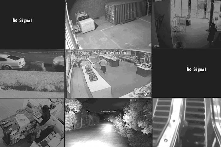 Surveillance, Eckhaus Latta and Alexa Karolinski