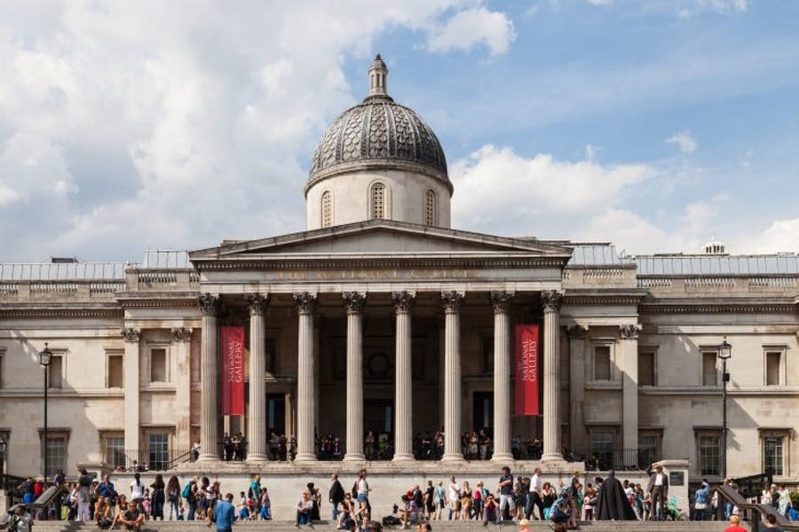 National Gallery, London, wikimedia commons