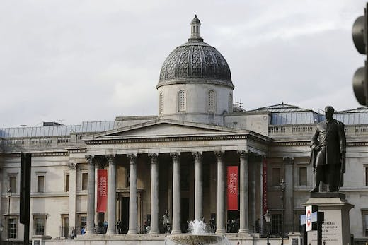 The National Gallery, London.