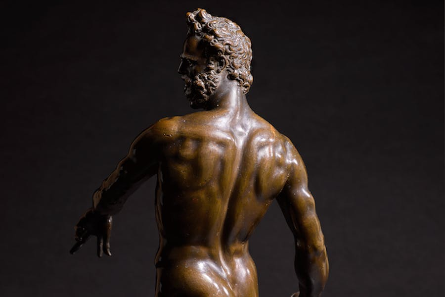 The Dresden Mars (before 1587), Giambologna.