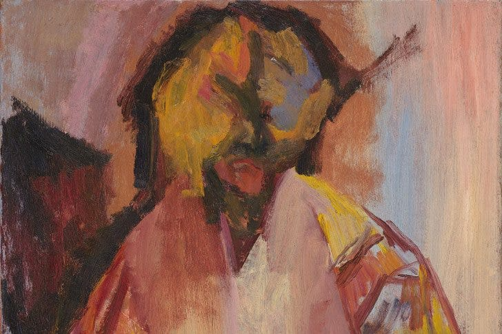 Last Self-Portrait (1956), David Bomberg