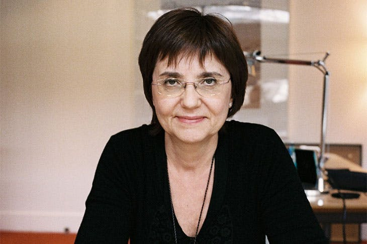 Marta Gili, director of the Jeu de Paume.