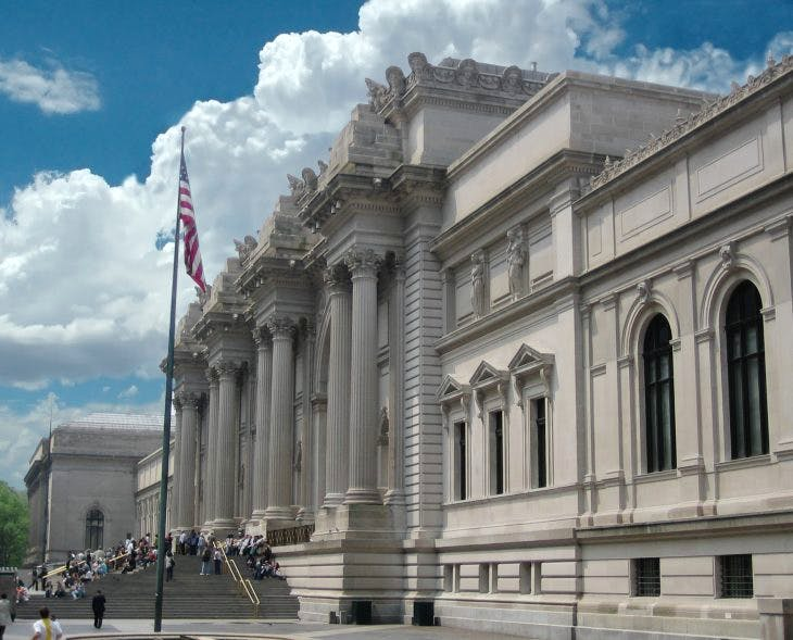 The Metropolitan Museum of Art, New York., photo: Wikimedia Commons