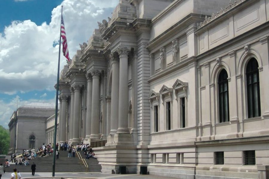 The Metropolitan Museum of Art, New York., photo: Wikimedia Commons