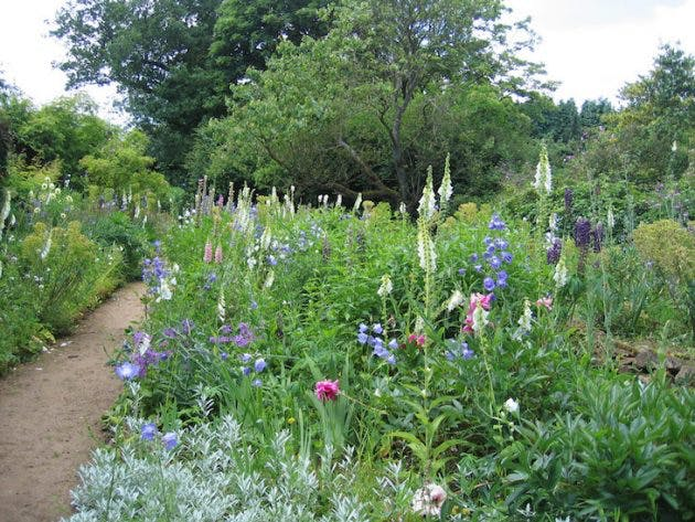 The Summer Garden at Munstead Wood, Image courtesy Gardenvisit